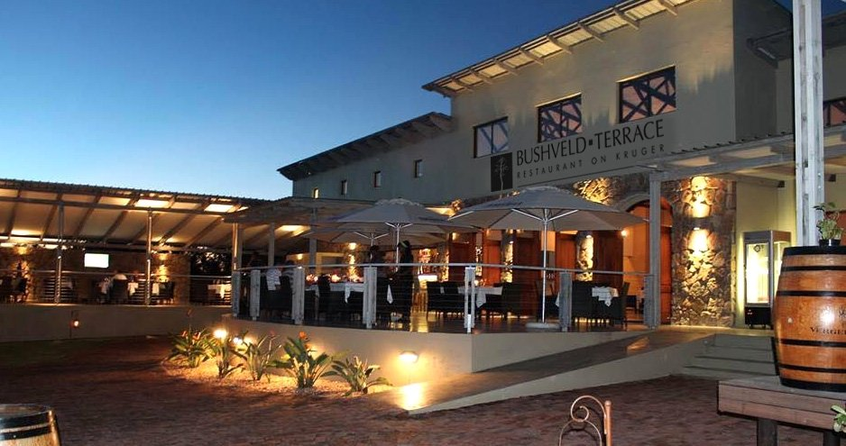 Bushveld terrace hotel restaurant phalaborwa for Terrace hotel restaurant