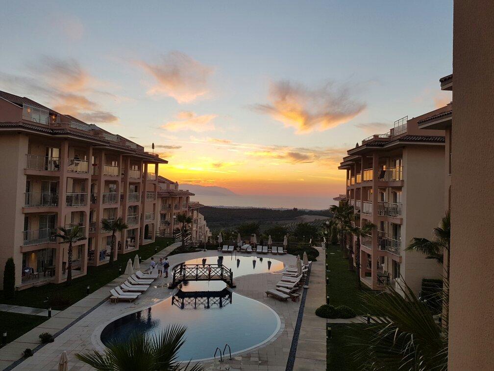 Kusadasi International Golf Resort Aparts