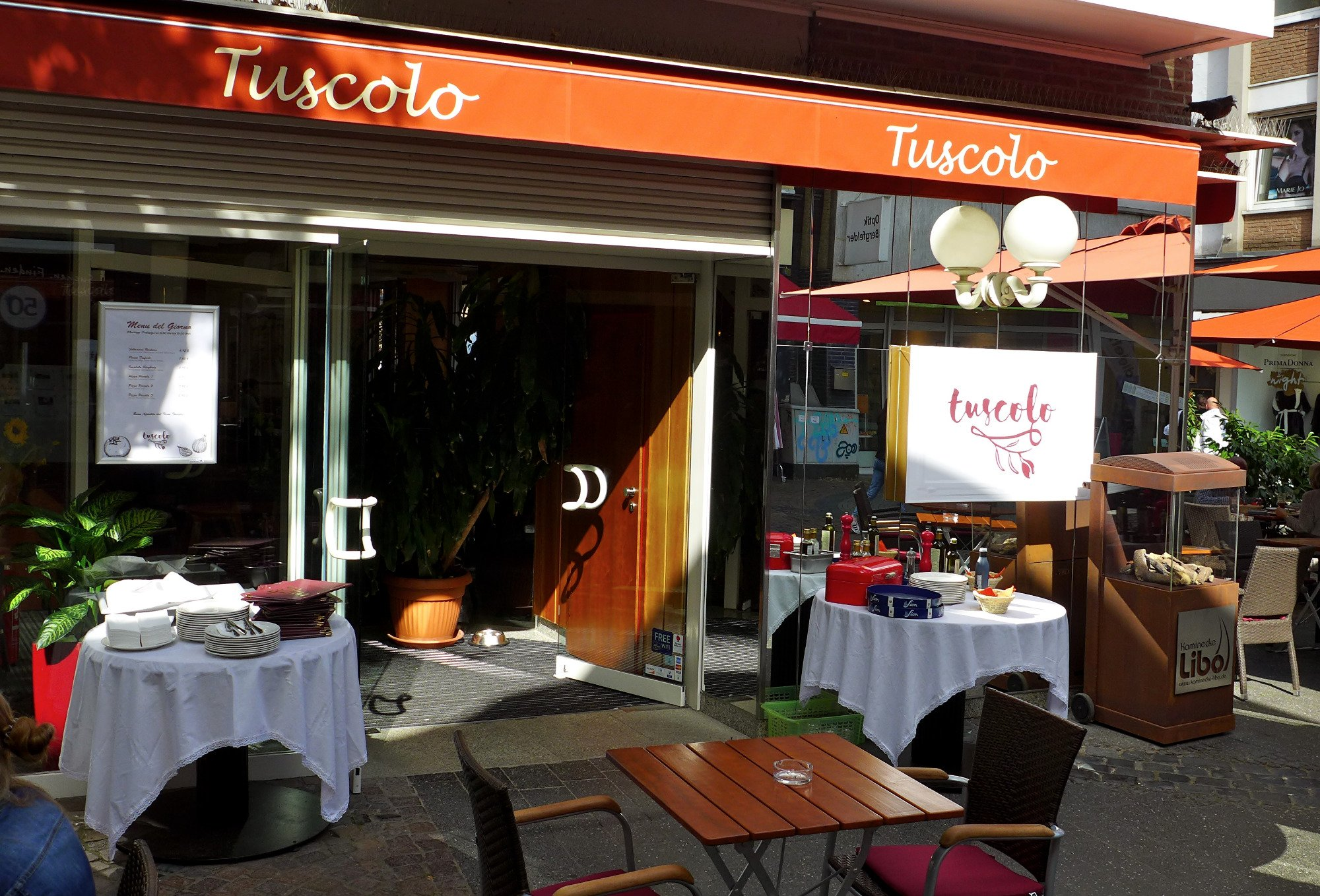 Things To Do in Central European, Restaurants in Central European