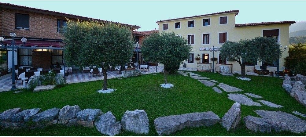 アラ フェヴォリタ ホテル
