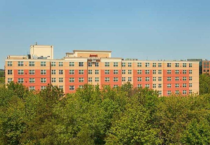 波士頓沃本萬豪居家飯店