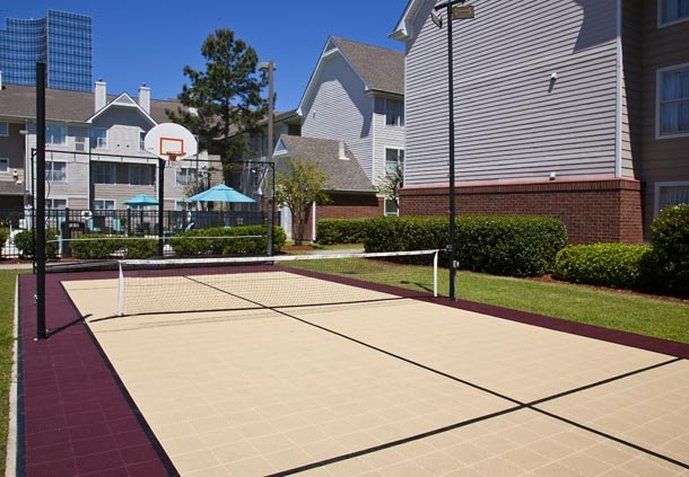 Residence Inn New Orleans Metairie Updated 2017 Hotel: sport court pricing