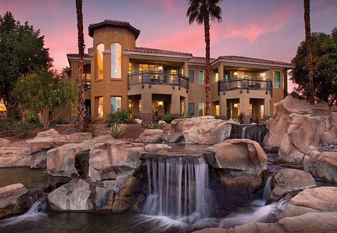 沙漠泉萬豪別墅飯店