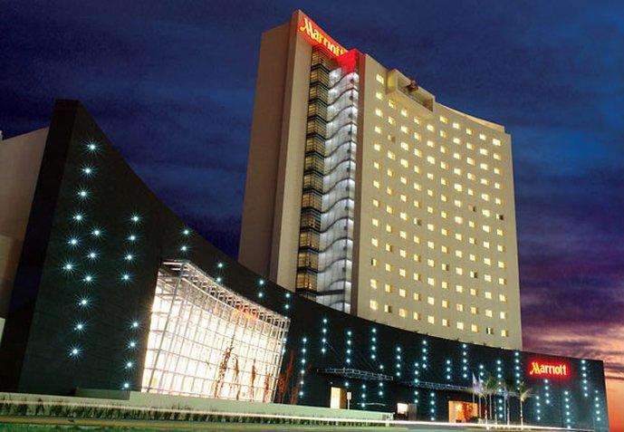 아구아스칼리엔테스 메리어트 호텔