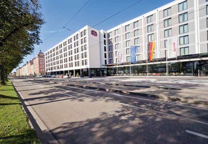 Residence Inn Munich City East