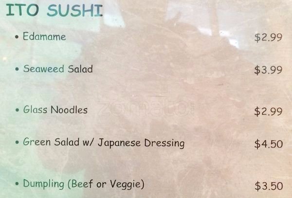 Affordable Japanese restaurant in Downtown Toronto