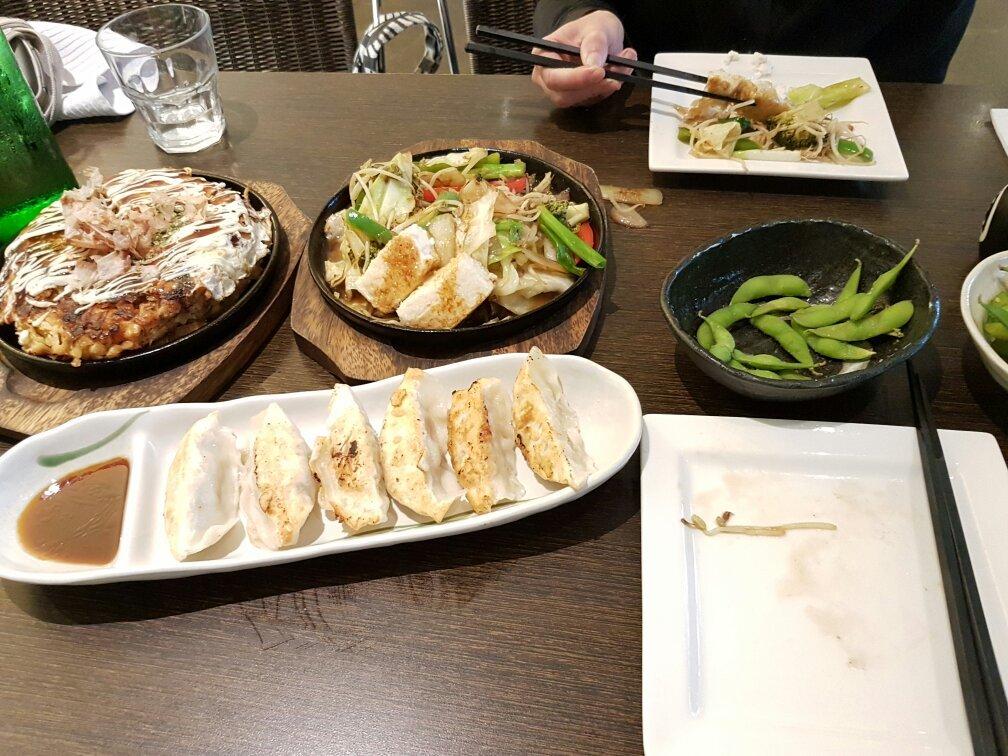 Gyo Anese Tapas Bar Restaurant