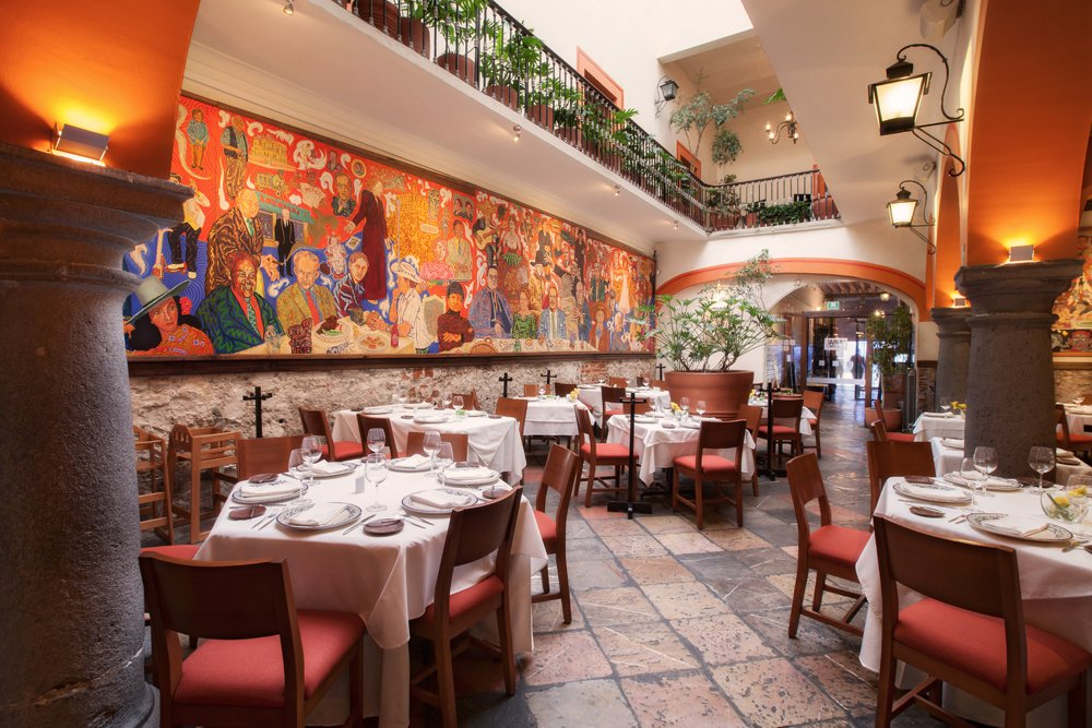 el mural de los poblanos puebla restaurant reviews