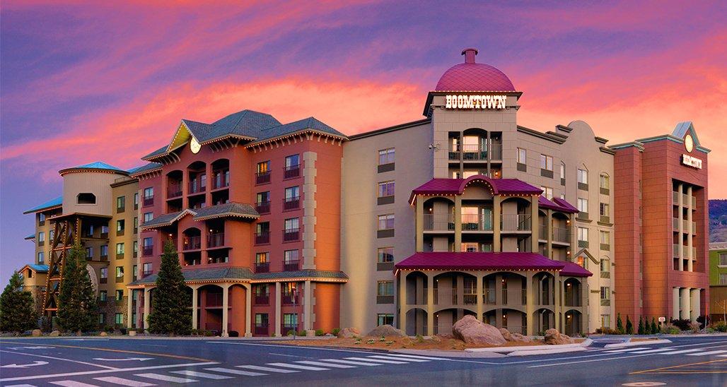 ブームタウン ホテル & カジノ