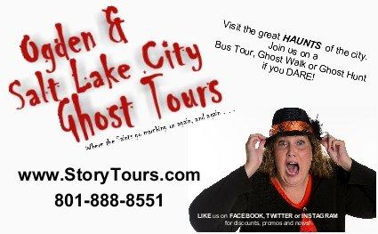 Ogden Ghost Bus Tour