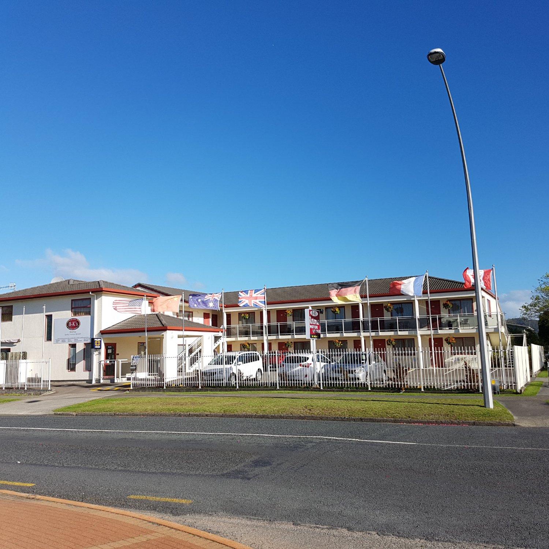 BK羅托魯瓦汽車旅館