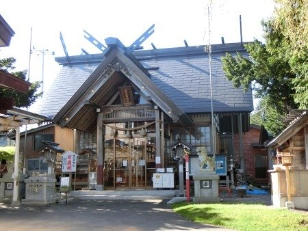 Morimiyoshi Shrine