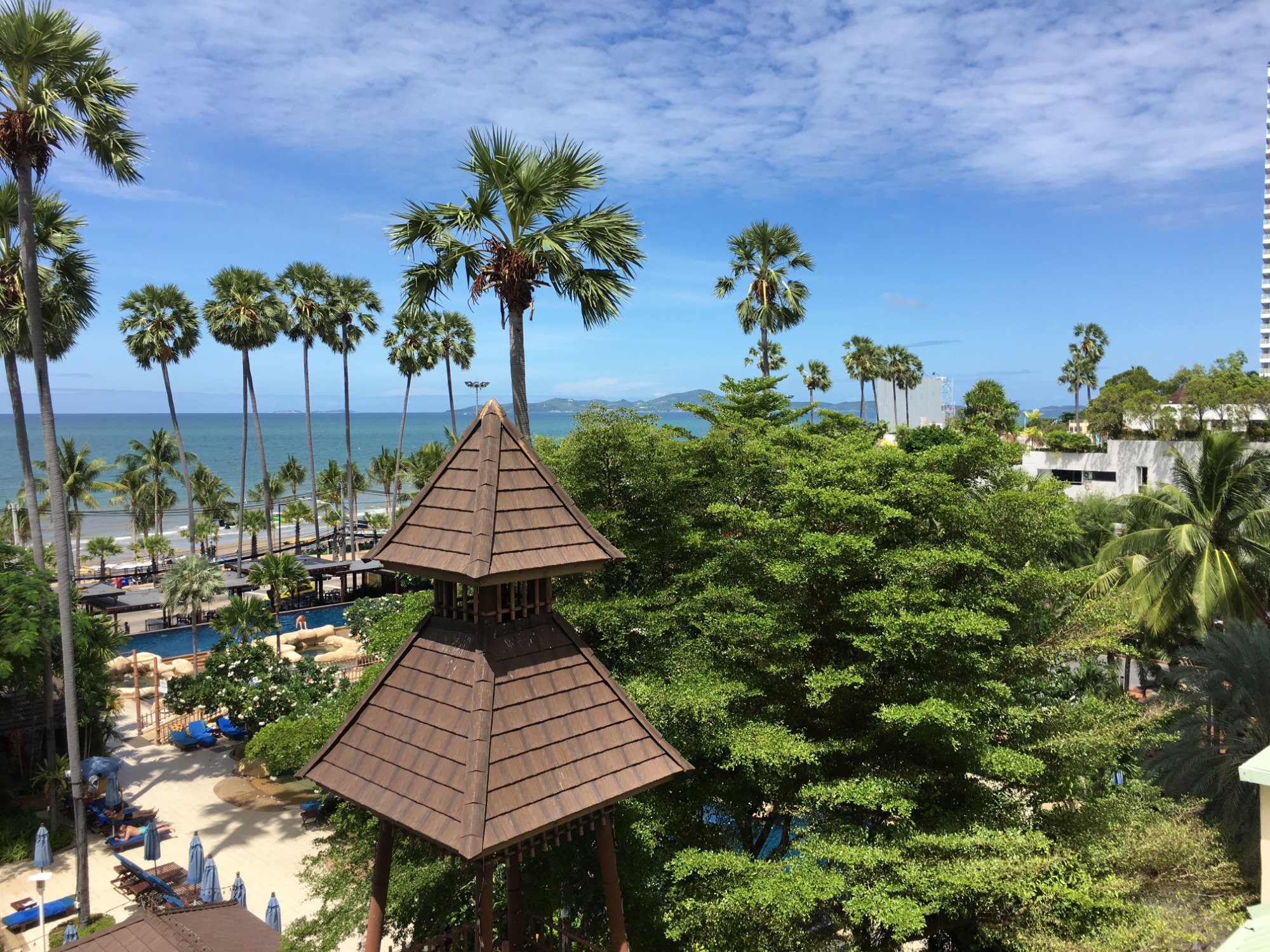 The New Eurostar Jomtien Beach Hotel & Spa