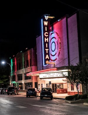 ‪The Wichita Theatre‬