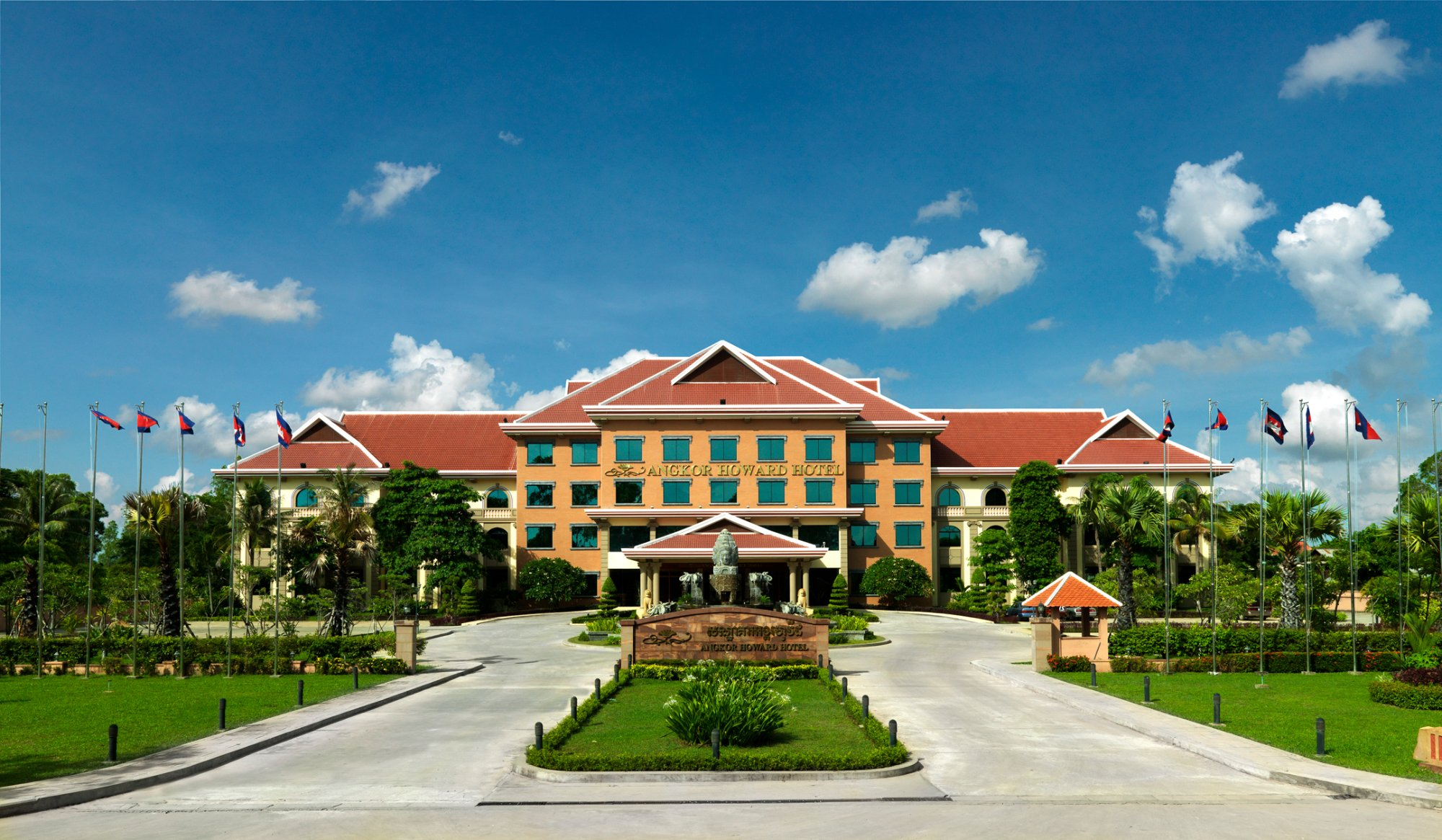 Angkor Howard Hotel and Convention Center