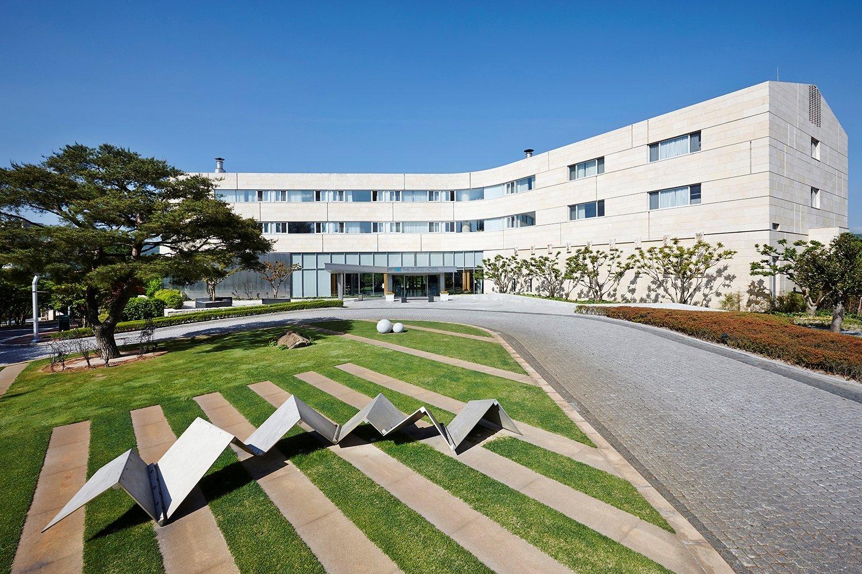 ذا سويتس هوتل جيونغجو