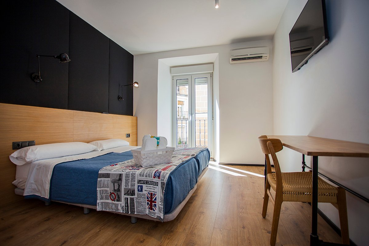 Residencia CC Malasana