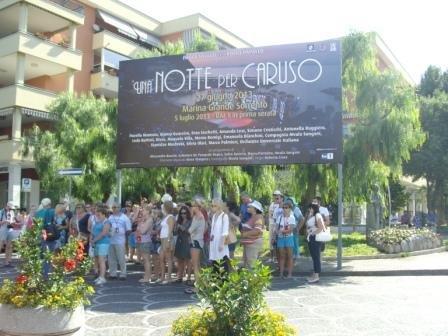 Servizio di Radio guide per Visite Guidate su Sorrento - Pompei - Ercolano - Napoli - Caserta -
