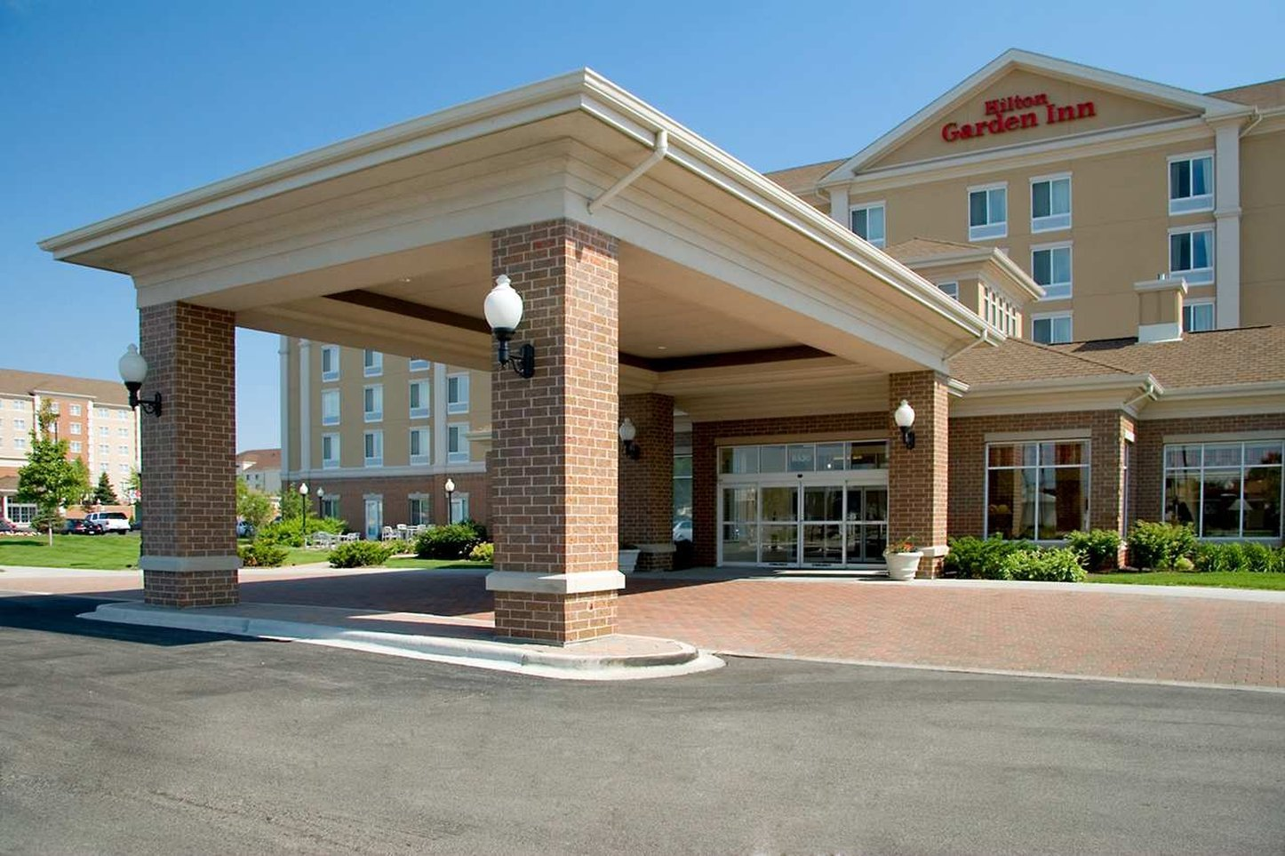 โรงแรมฮิลตัน การ์เดนอินน์ ชิคาโก มิดเวย์ แอร์พอร์ต