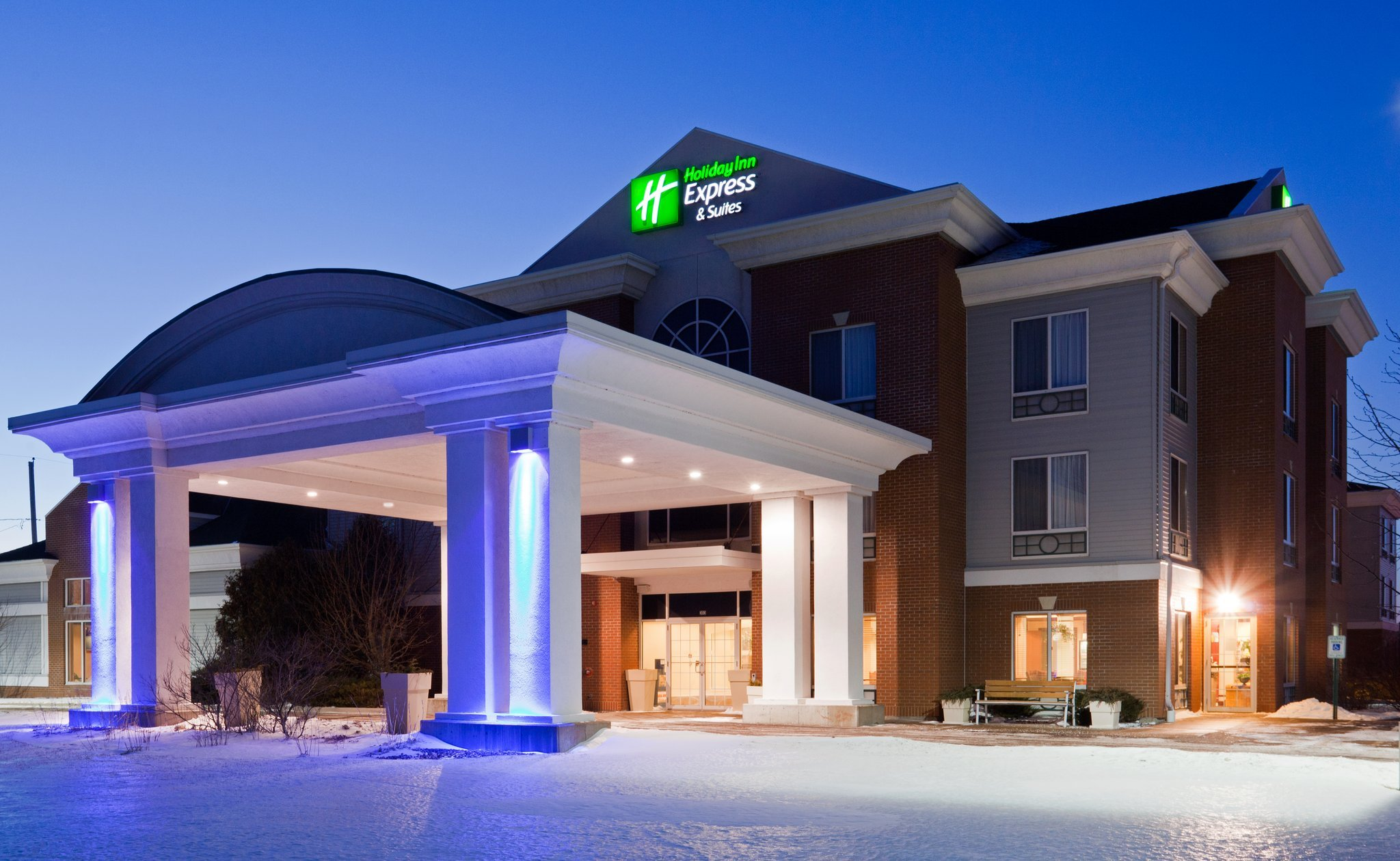 Holiday Inn Express Superior