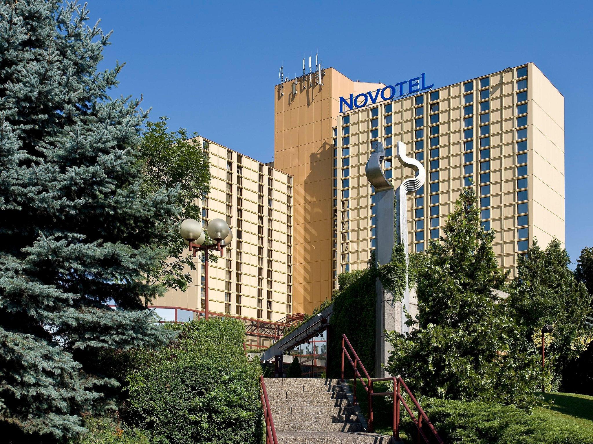 Novotel Budapest City