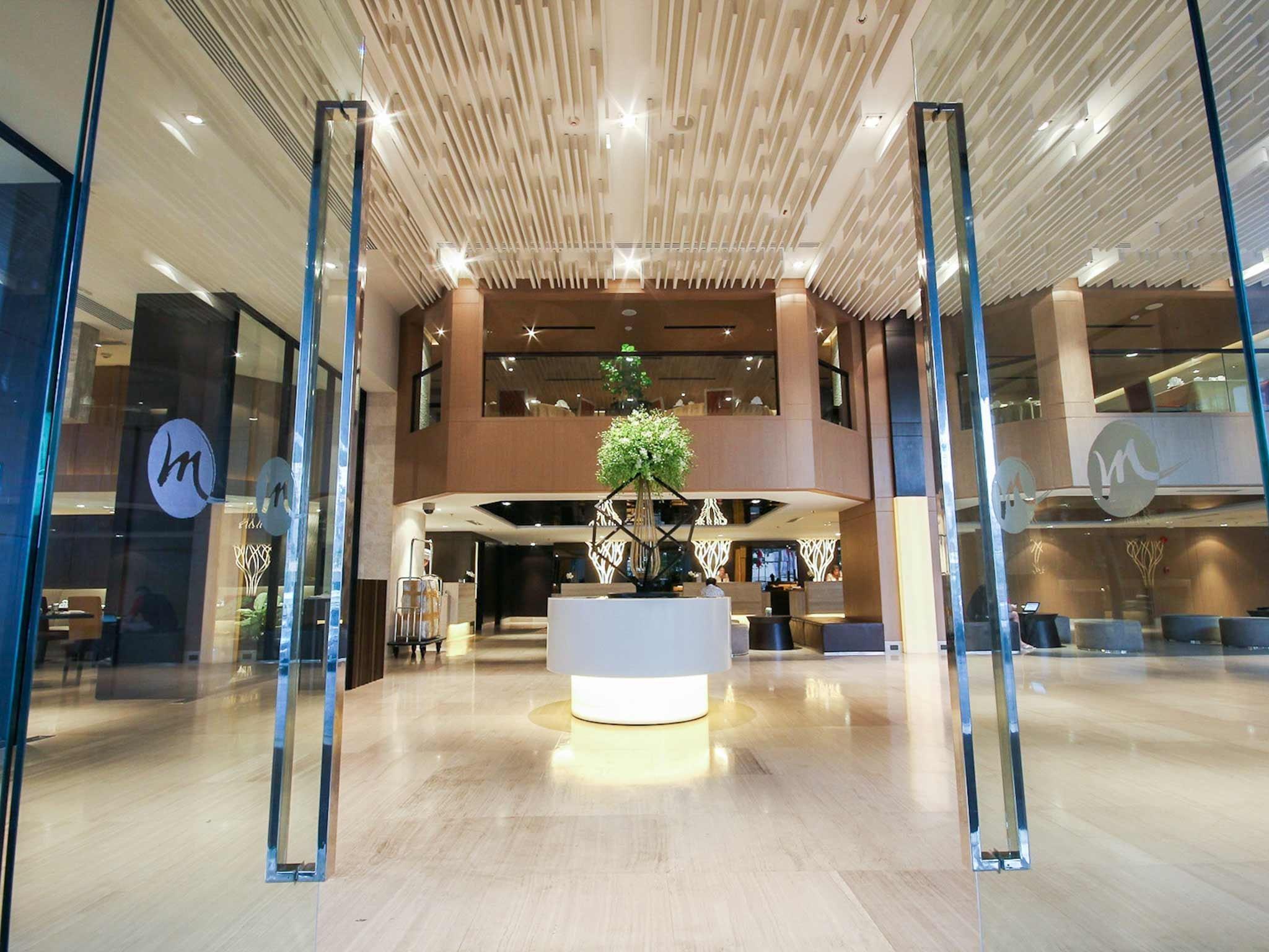 โรงแรมแกรนด์ เมอร์เคียว ฟอร์จูน กรุงเทพ