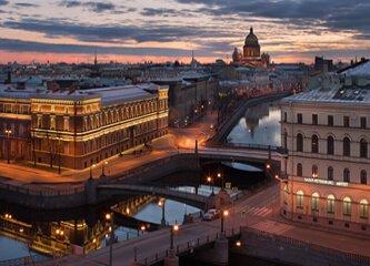 St. Petersburg 4U