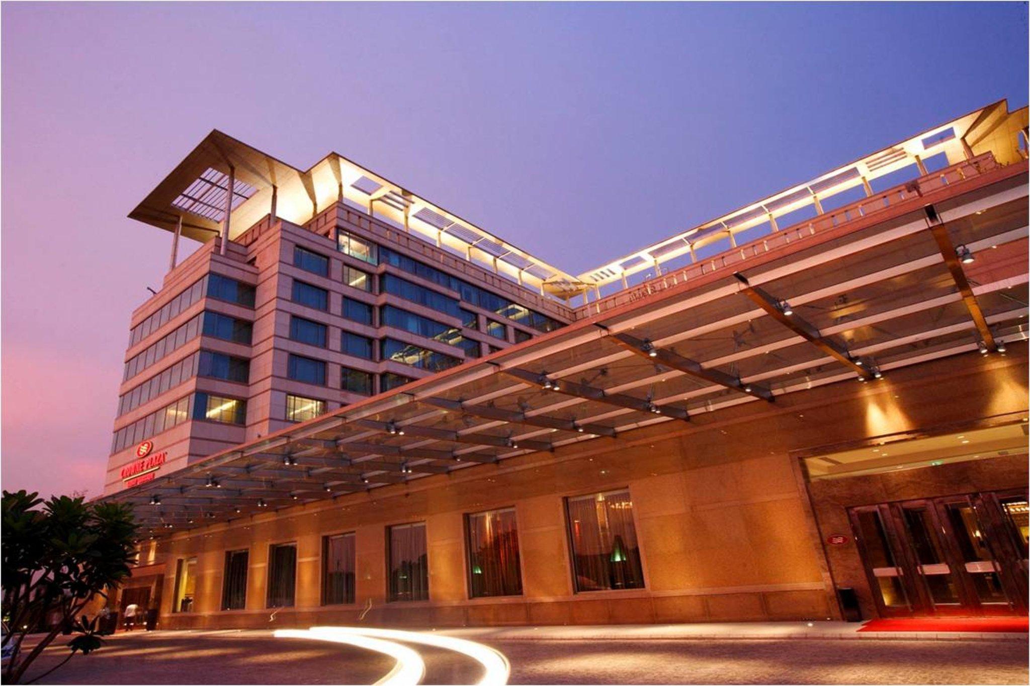 โรงแรมคราวน์ พลาซ่า กูโกน