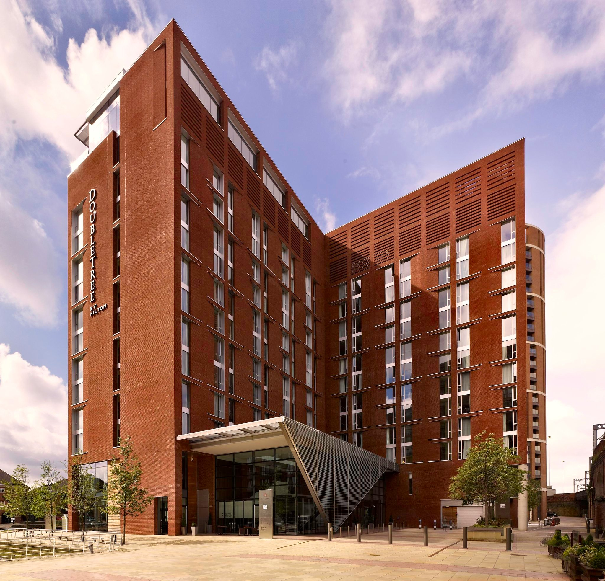 Doubletree by Hilton Hotel Leeds City Centre