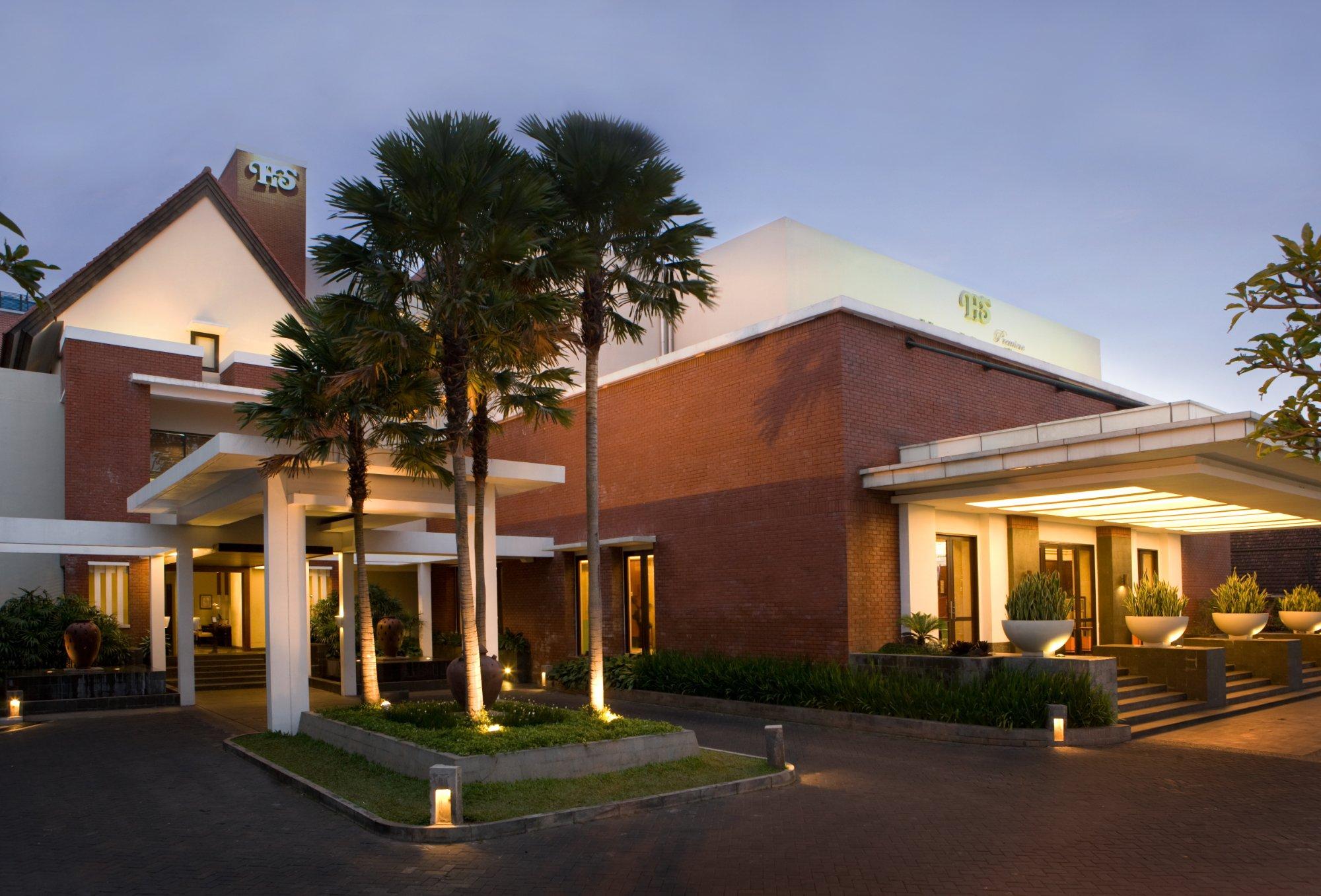 ホテル サンティカ プレミア マラン