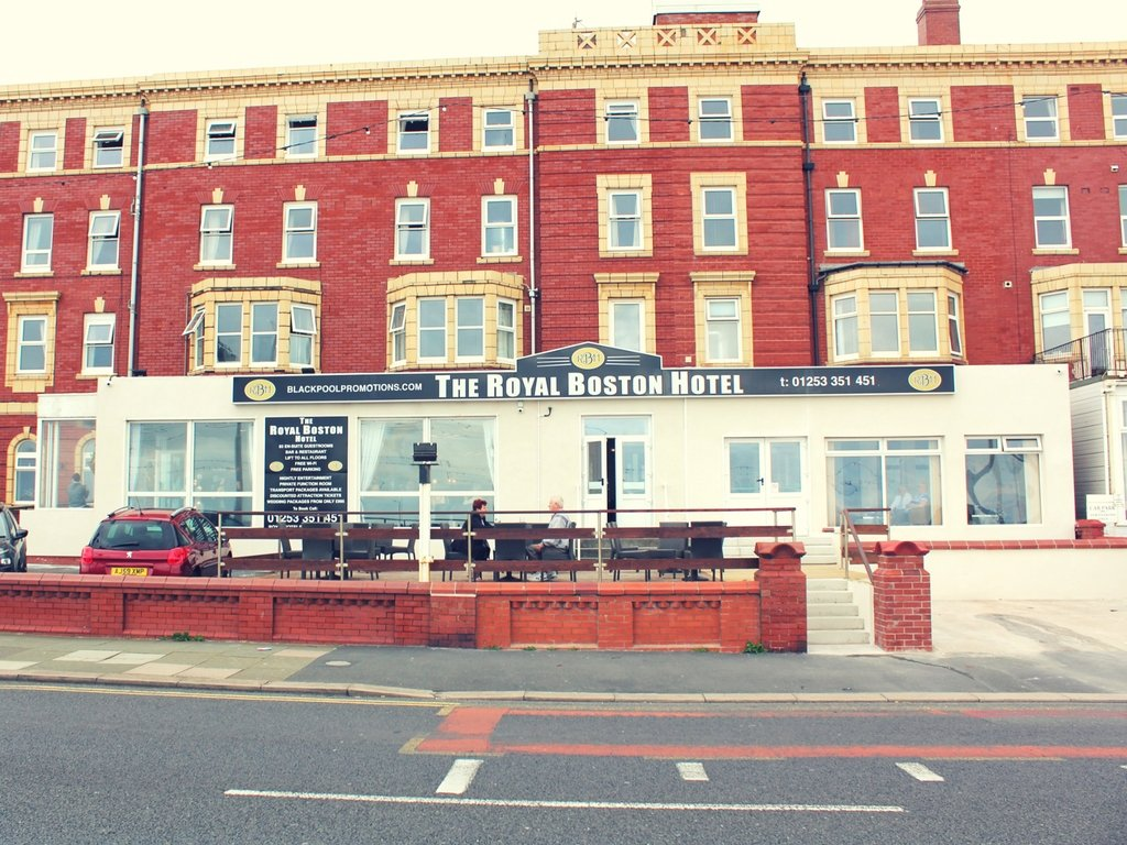 The Royal Boston Hotel