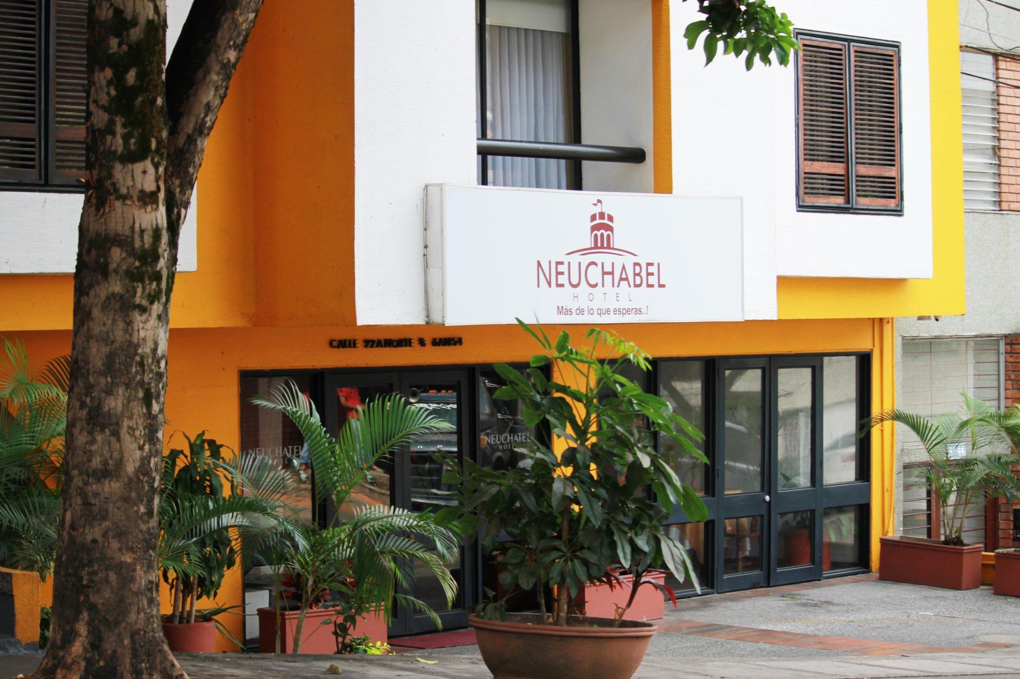 Hotel Neuchatel Cali