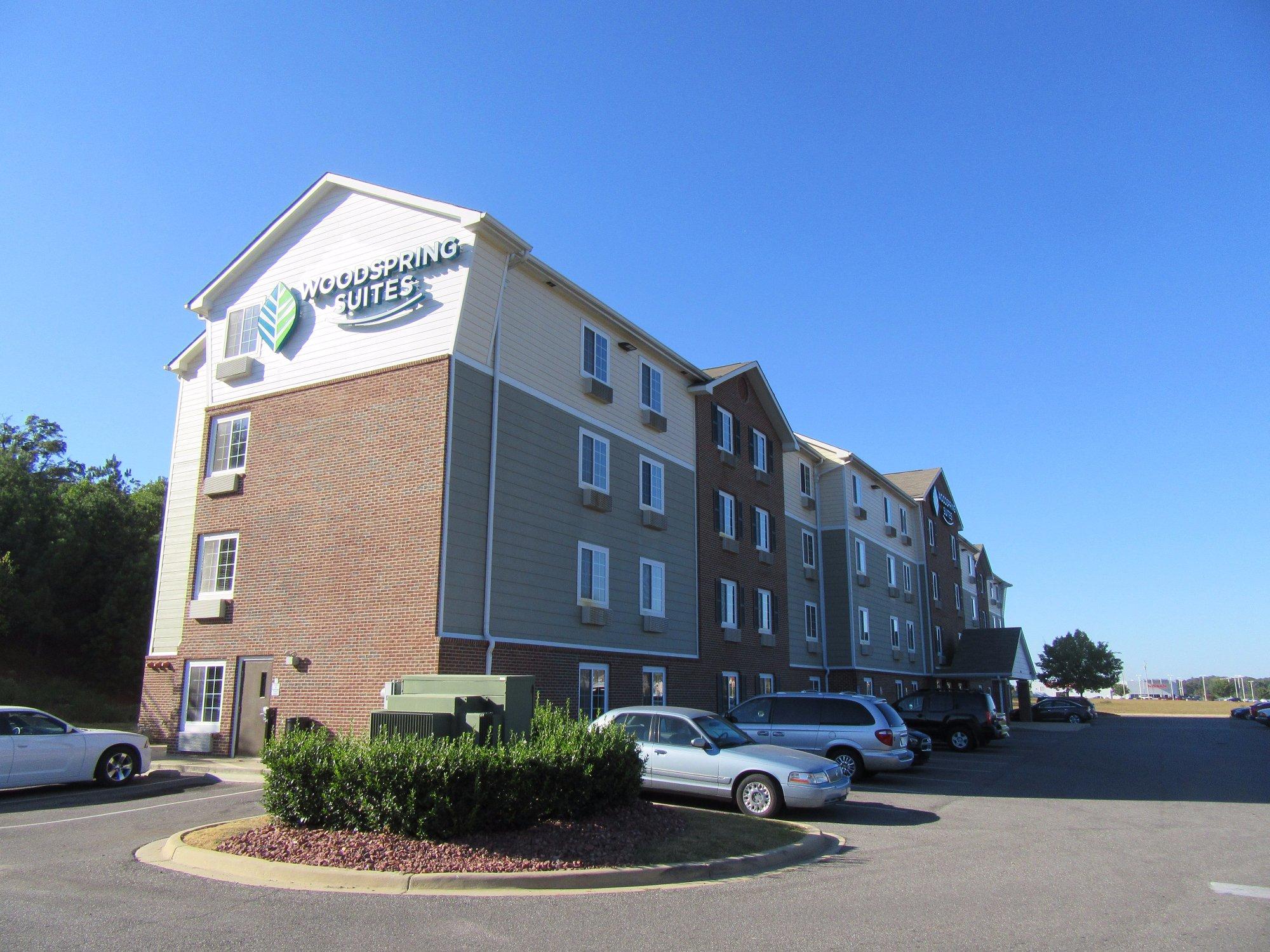 WoodSpring Suites Birmingham Southwest