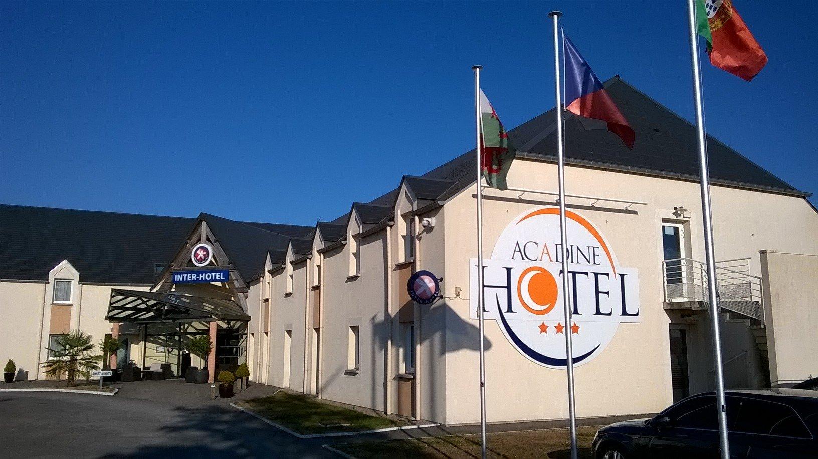 Acadine Hotel