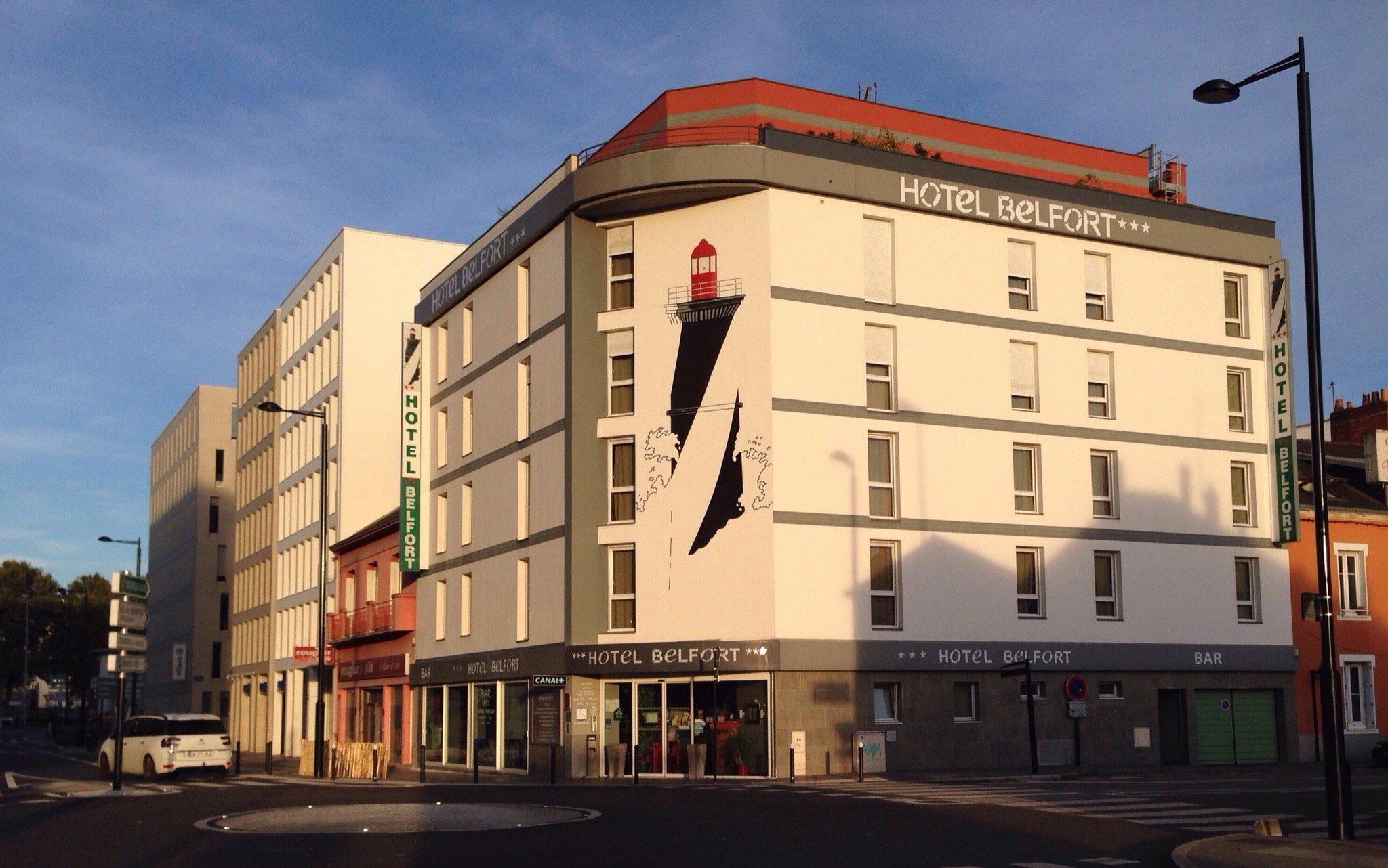 ホテル ベルフォルト