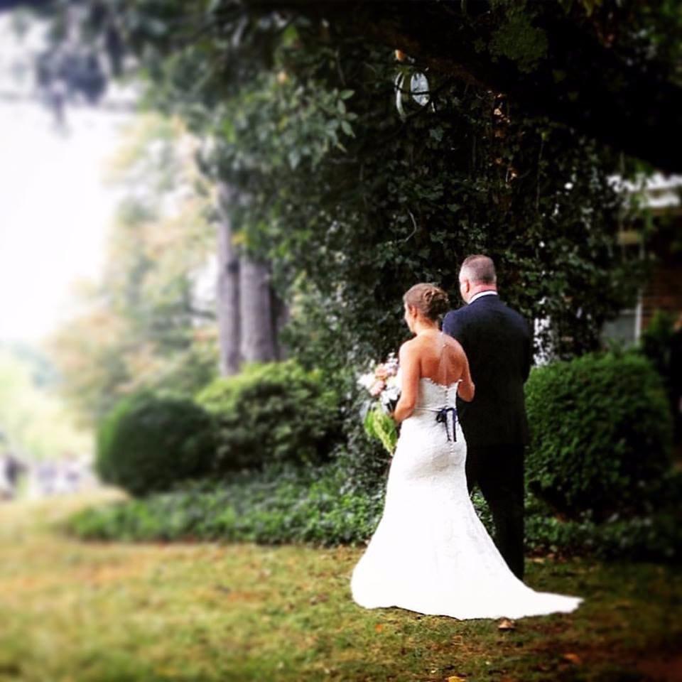 Weddings at Wilderness Run Vineyards a magical place