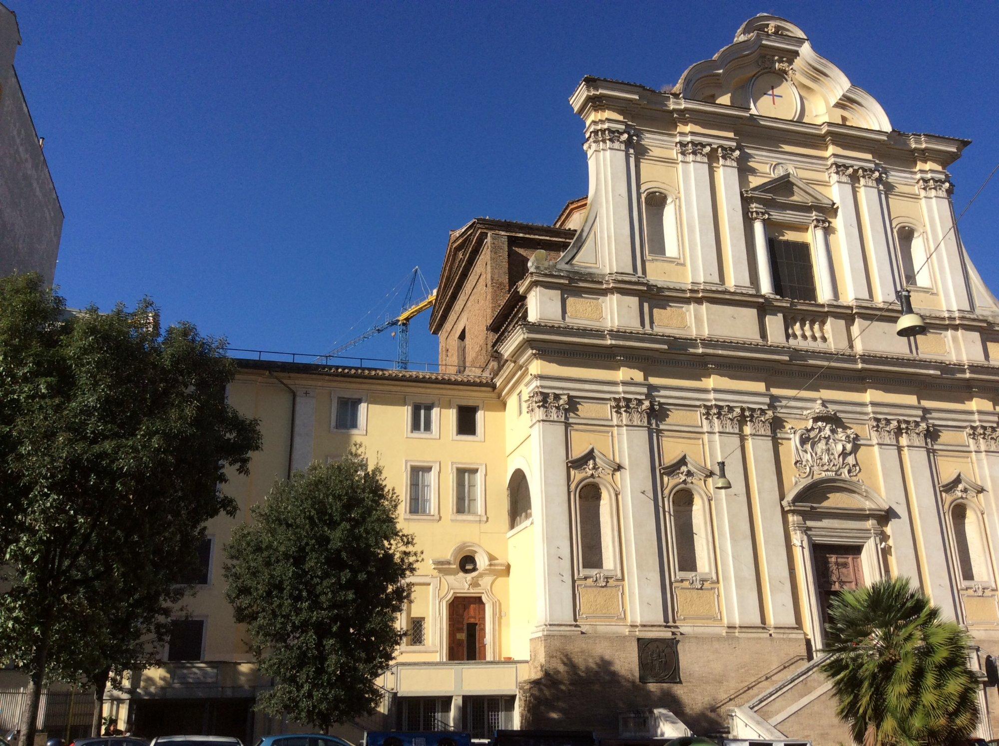 Casa Santa Maria alle Fornaci