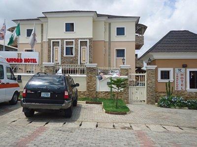 Trafford Hotel Abuja
