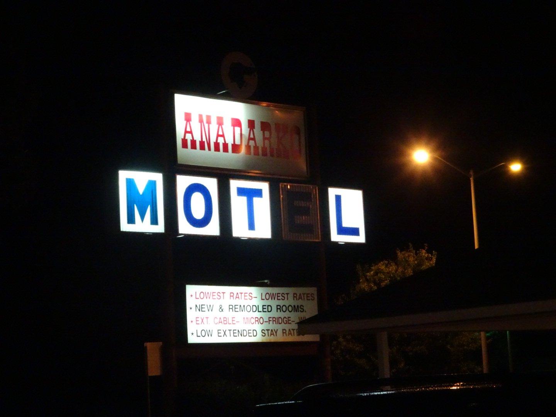 Anadarko Motel