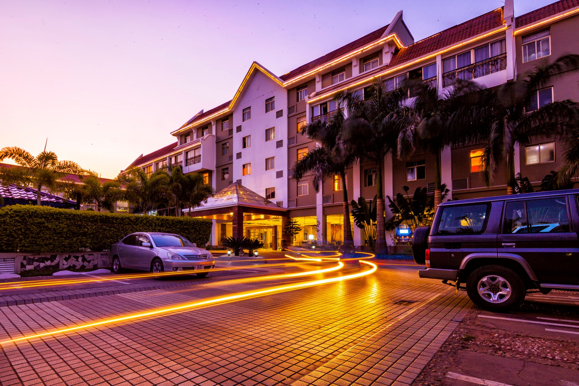 베스트 웨스턴 플러스 루사카 그랜드 호텔