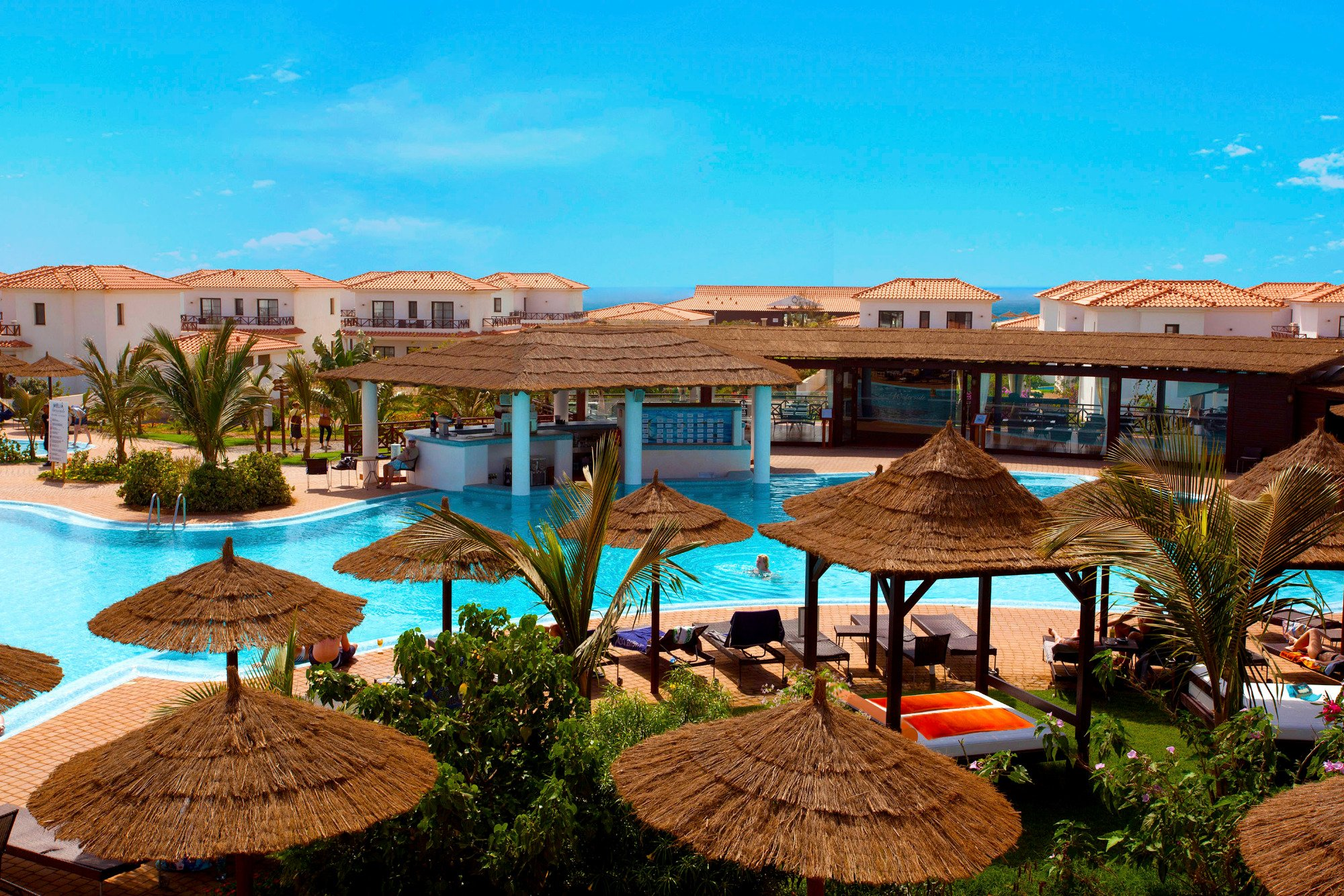 Melia Tortuga Beach Resort y Spa