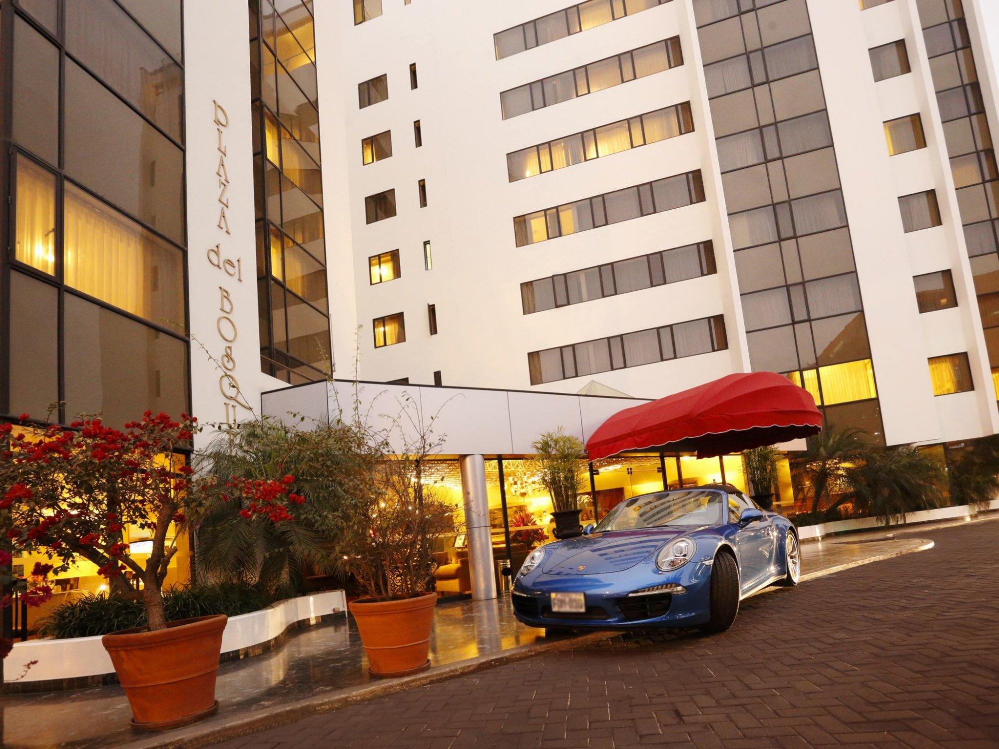 Plaza del Bosque Hotel