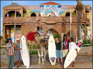 Sidi Kaouki Surf Club
