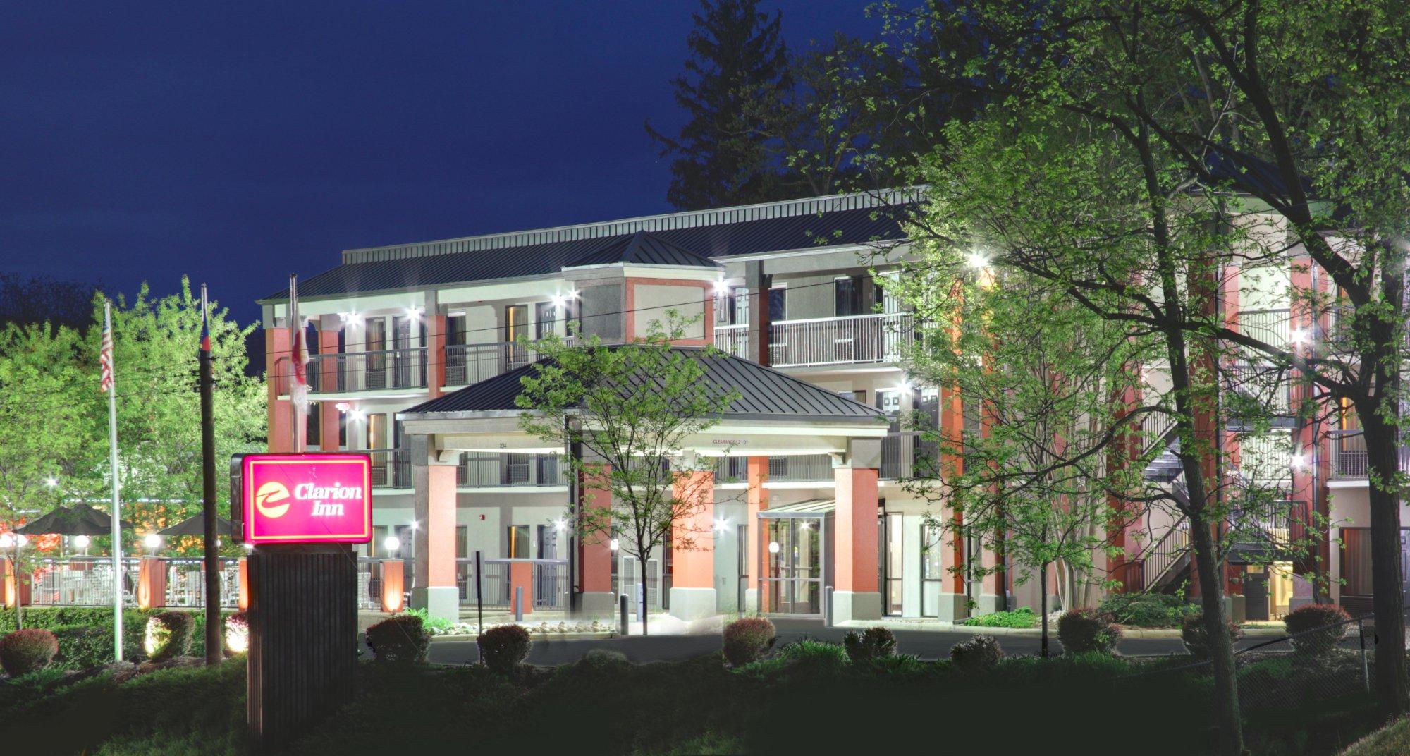 Clarion Inn Biltmore Village