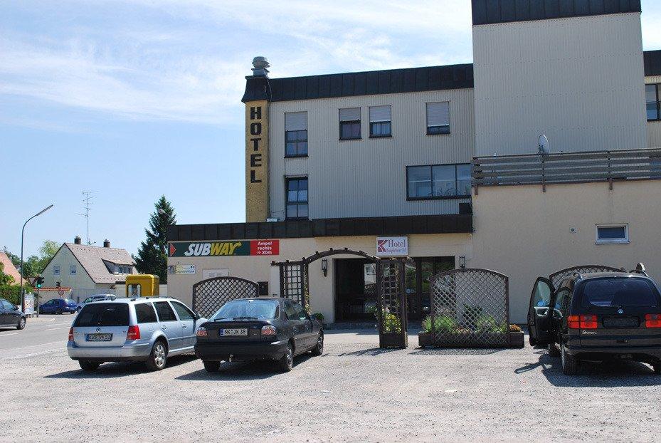 Hotel Koenigsbrunner Hof Garni