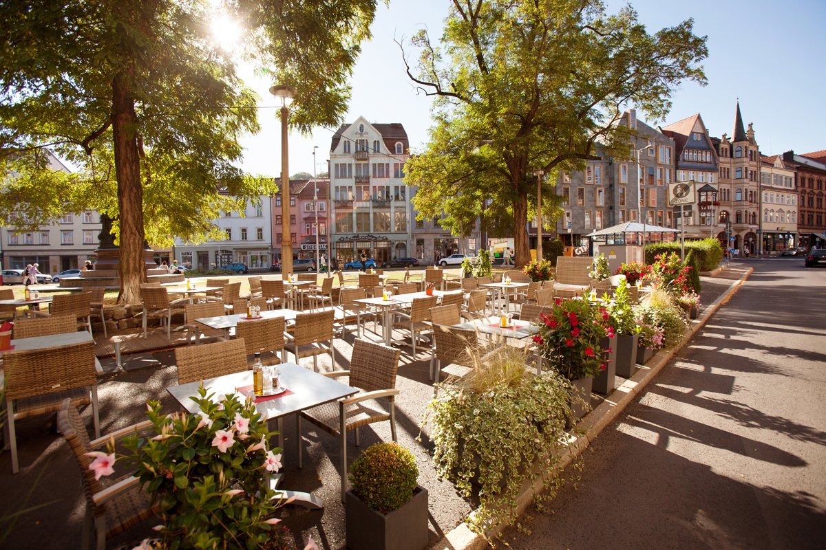 Steigenberger Hotel Thuringer Hof
