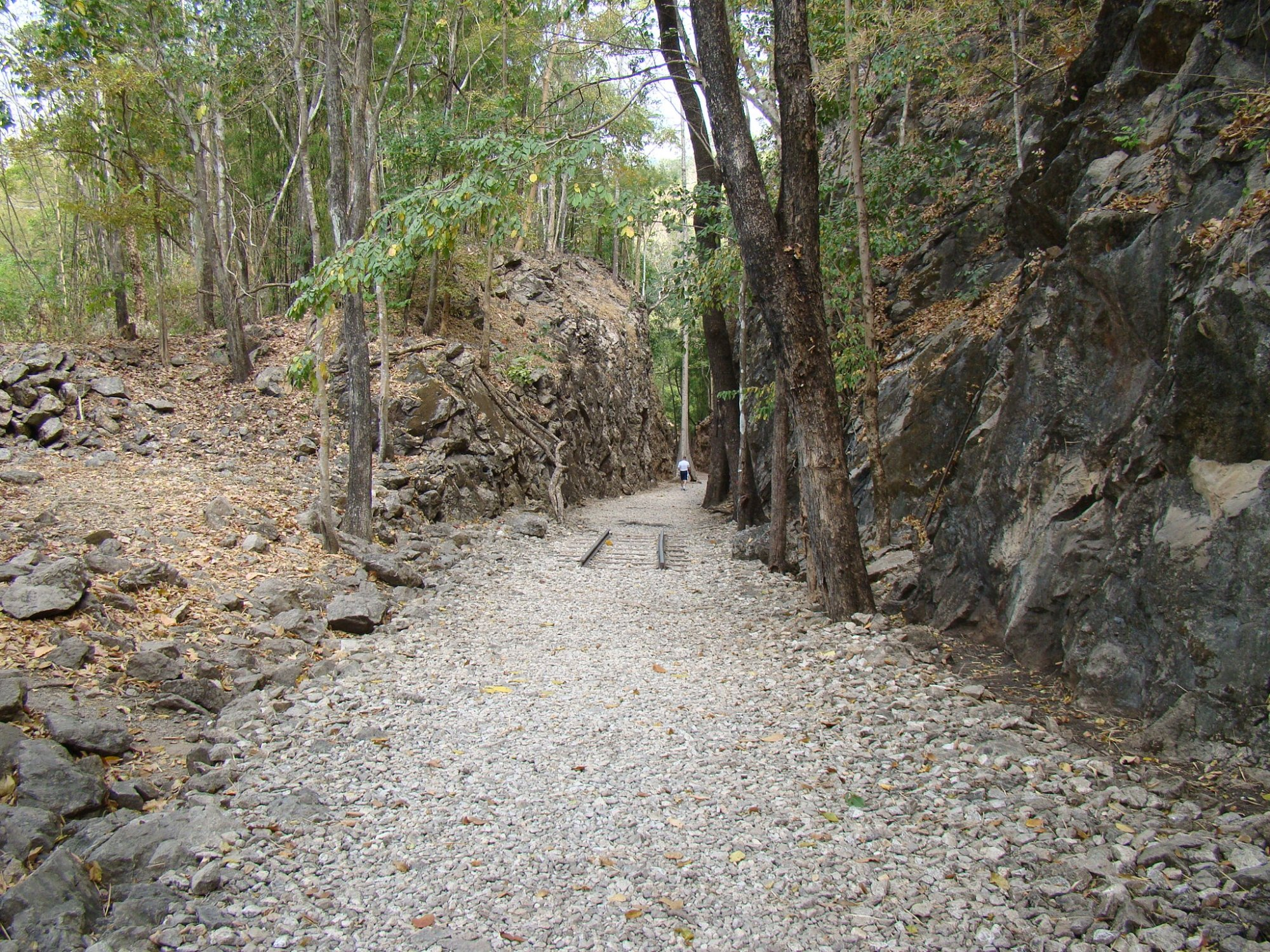 Hellfire Pass Memorial Museum and Walking Trail, Sai Yok