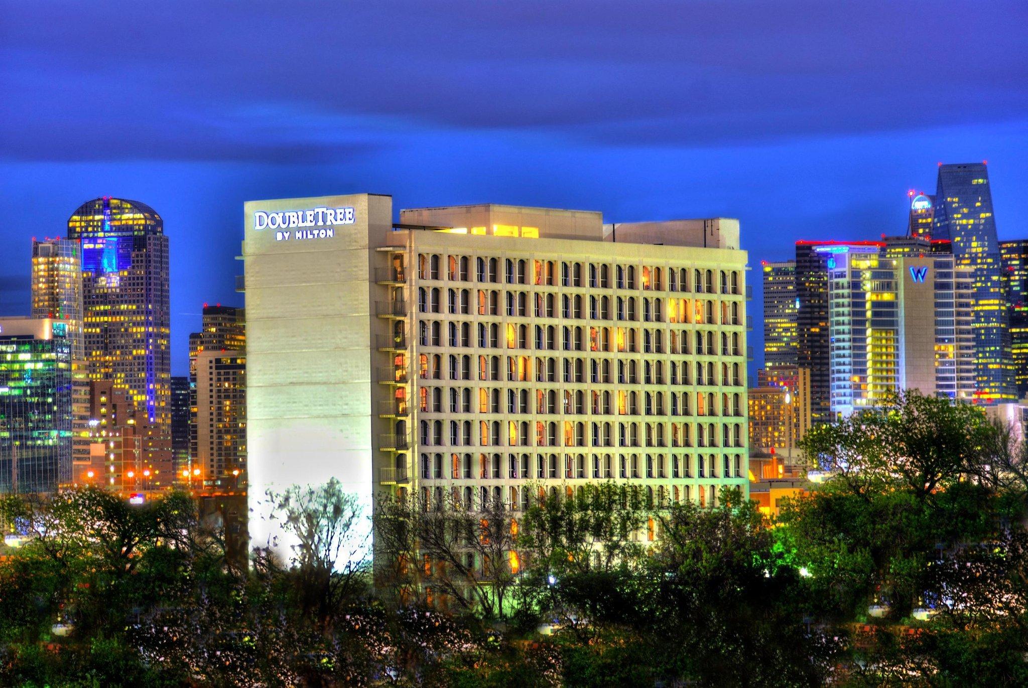 ... of Doubletree by Hilton Dallas Market Center, Dallas - TripAdvisor