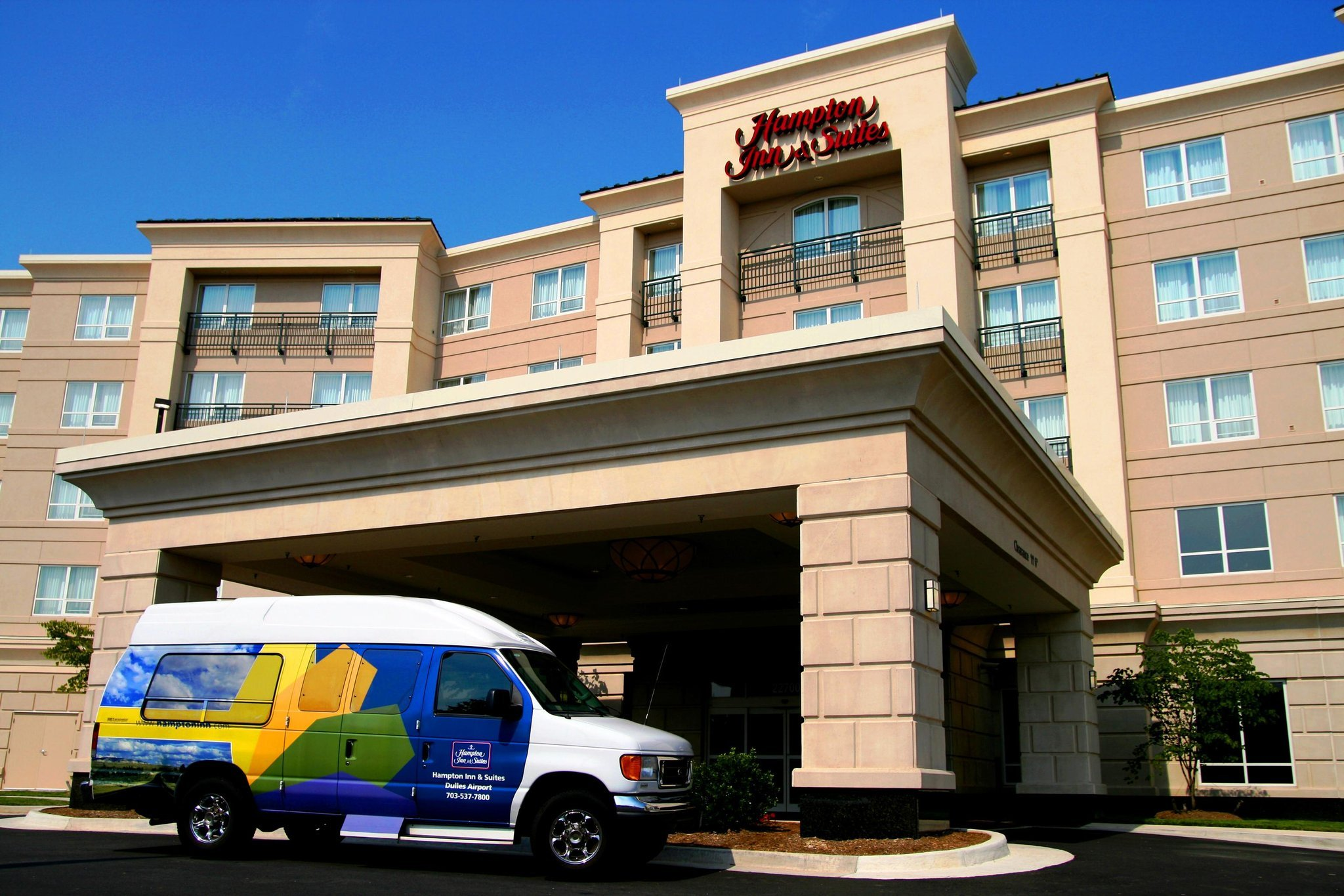 Hampton Inn & Suites Washington-Dulles International Airport