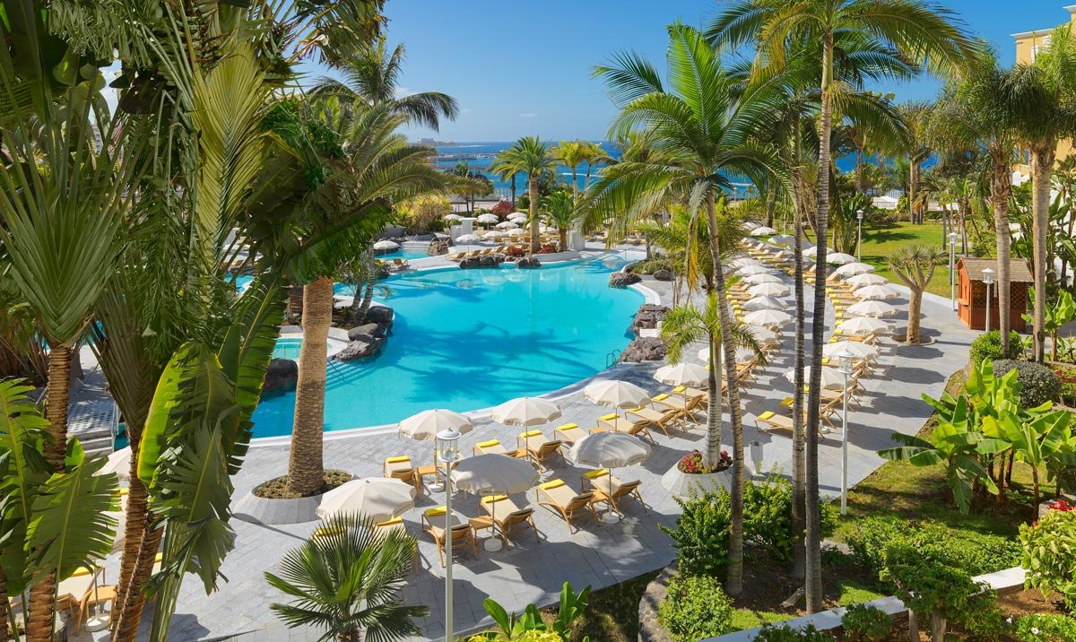 Jardines de Nivaria - Adrian Hoteles